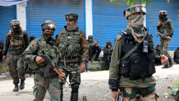 The Jammu and Kashmir police had filed an FIR against the Indian Army over the killing of two youths in Shopian.