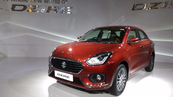 The new Maruti Dzire comes in 14 variants.