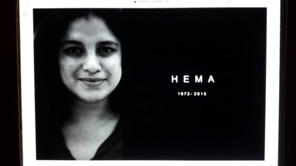 Hema Upadhyay, who was murdered in 2015, would have been 45 years old today. (Photo: Puja Changoiwala / <b>The Quint</b>)