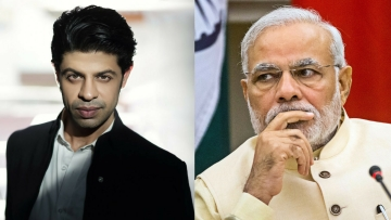 Ssumier Pasricha asks Prime Minister Narendra Modi to speak out on rape issues. (Picture courtesy: Twitter/ Indianwikimedia / DailyO_)