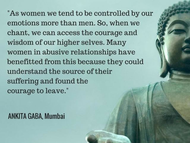 Women are still implied to be more sensitive or more likely to be controlled by their emotions in Gaba's understanding of her faith. (Photo: <b>The Quint</b>)