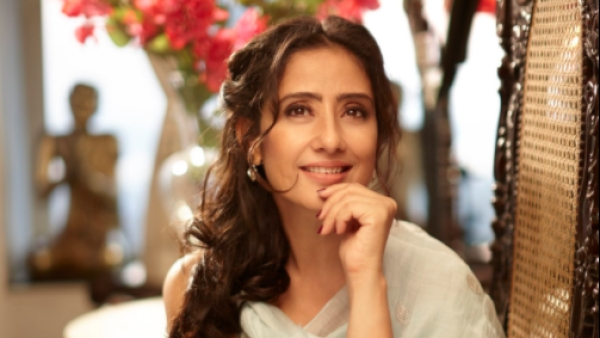 Manisha Koirala gives some much-needed advice. (Photo Courtesy: Twitter/@mkoirala)