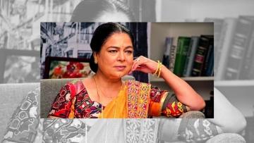 Reema Lagoo passes away at 59. (Photo courtesy: Twitter)