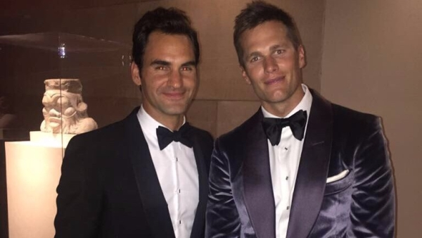 "Photo Courtesy:<a href=""https://twitter.com/rogerfederer""> Twitter</a>/Roger Federer"