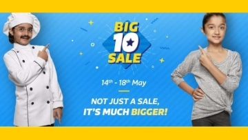 Flipkart's Big 10 Sale promises to be bigger than anything you have seen (Photo: Flipkart)
