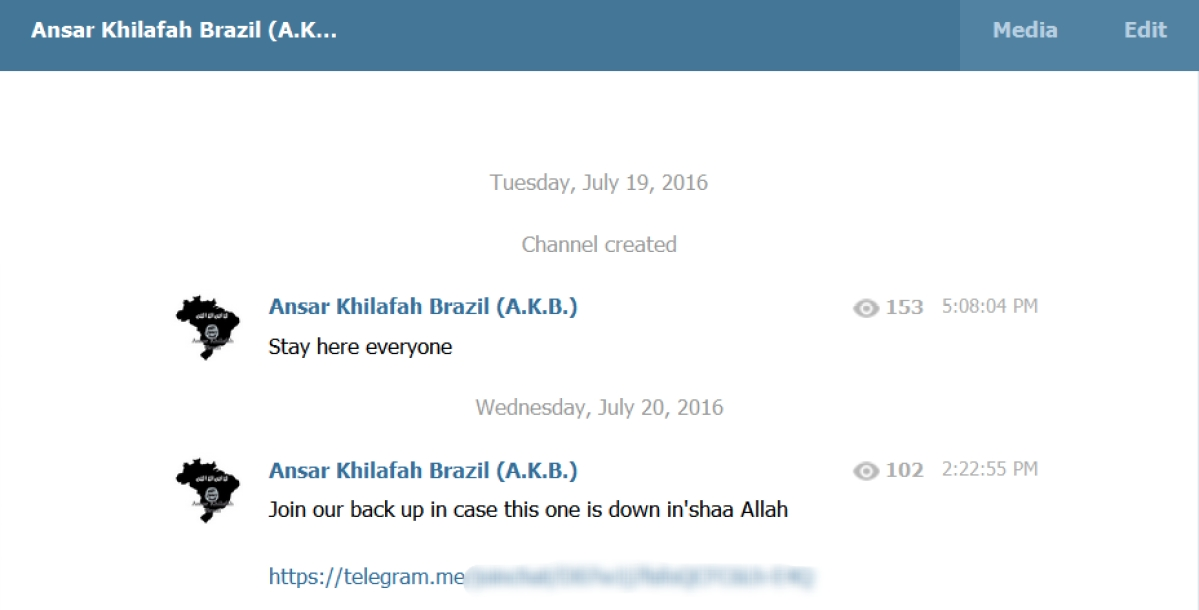 Here's How ISIS Uses the Telegram App For Its Hateful Propaganda