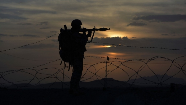 Militants Abduct 14 Iranian Border Guards Near Pakistan Border
