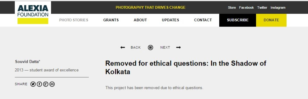 Photographer Souvid Datta Apologises Profusely For Plagiarism