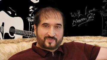 The music legend, Nadeem Saifi. (Photo courtesy: Twitter/SKJBolly)
