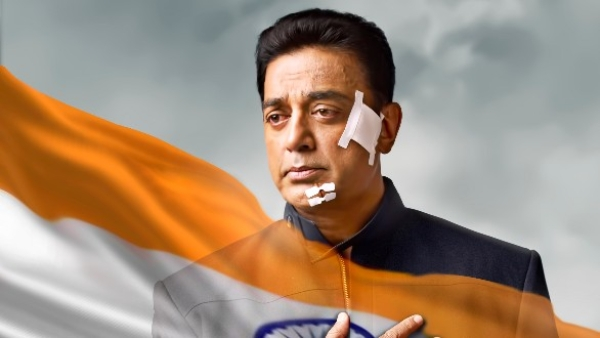 Kamal Hassan's<i> Vishwaroopam 2</i> will challenge society further. (Photo courtesy: Subhash K.Jha)