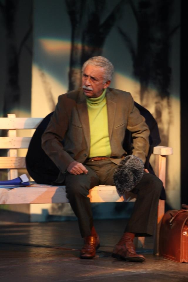 "Naseeruddin Shah displays an astonishing range of emotions as Jamaluddin Lutfullah. <a href=""https://www.facebook.com/pg/MotleyTheater/photos/?ref=page_internal"">(Photo courtesy: Facebook/ Motley)</a>"