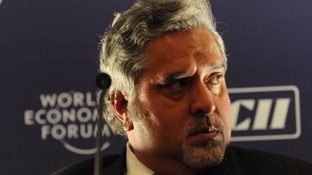 File picture of Vijay Mallya.