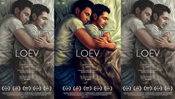 <i>Loev</i>, featuring Shiv Pandit and Dhruv Ganesh. (Photo Courtesy: Pinterest)