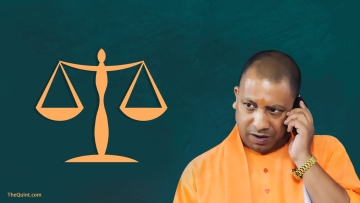 With the UP government denying permission to prosecute Yogi, questions are being raised on the immunity enjoyed by an MP. (Photo: Lijumol Joseph/ <b>The Quint</b>)