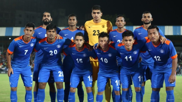 The Indian football team is set to play international friendlies against higher-ranked Saudi Arabia and China.