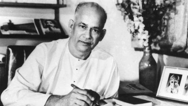 "Remembering the legacy of Tarachand Barjatya, the man behind Rajshri Films. (Photo courtesy: Twitter/<a href=""https://twitter.com/Shradhanjalicom"">@<b>Shradhanjalicom</b></a>)"
