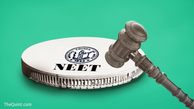 The government's flip-flop on NEET has caused much heartburn among aspiring medical students.