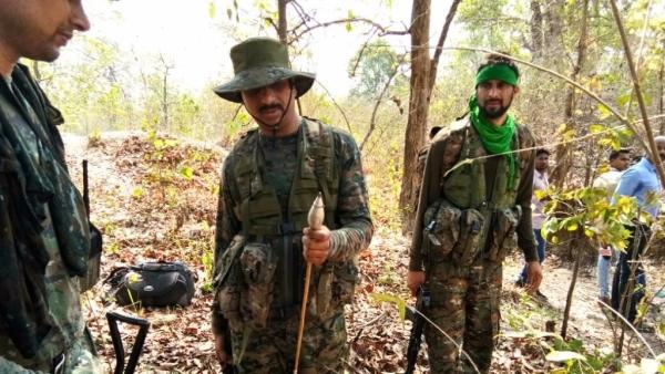 Taking On Naxals In Chhattisgarh: An Insider's Account