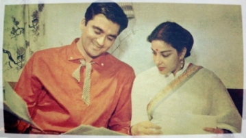 Sunil Dutt and Nargis, the love story that was. (Photo courtesy: