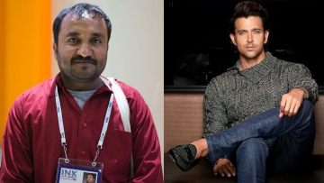 Super 30 Movie: Hrithik Roshan (right) to play Patna-based mathematician Anand Kumar.