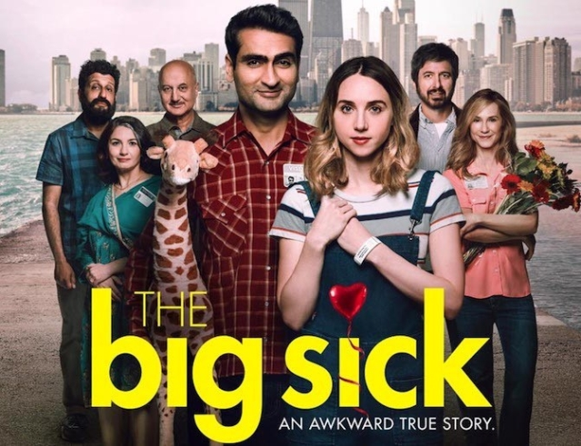 A poster of <i>The Big Sick.</i>
