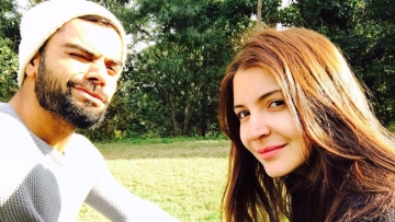 Virat Kohli and Anushka Sharma always find more creative ways to show how much they mean to one another
