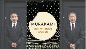 Haruki Murakami's latest book, <i>Men Without Women,</i> is a collection of short stories.