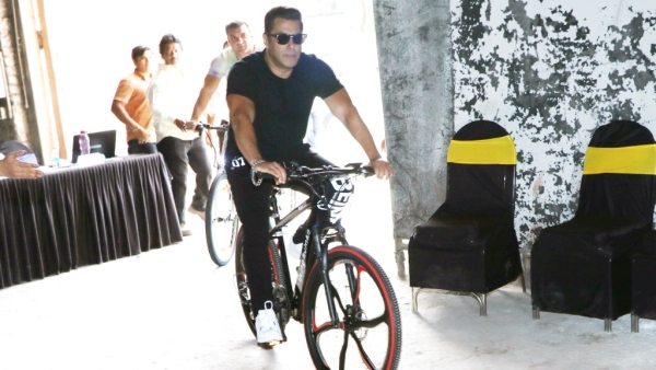 Salman's E-Cycle Launch Gets Him Nostalgic About Childhood Days