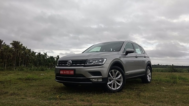 The Volkswagen Tiguan behaves like a car, but has rough-road capabilities.