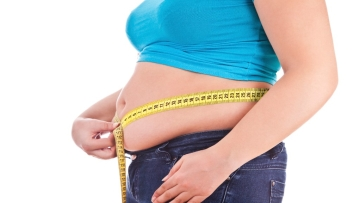 Higher values of waist-to-hip ratio are associated with more incidence of diseases associated with obesity.