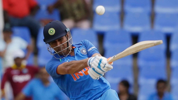 MS Dhoni was named Man of the Match for his unbeaten 78-run knock.