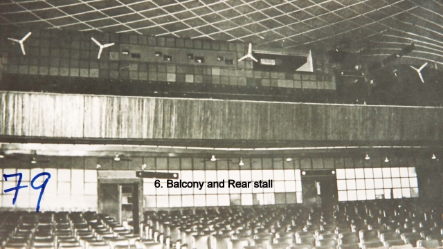 All the 59 who died in the Uphaar Fire were seated on the balcony.
