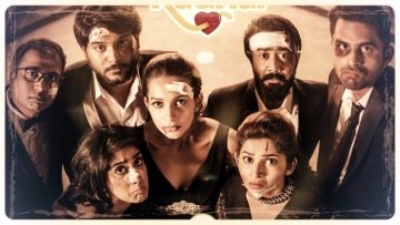 As I'm Suffering From Kadhal is a Chennai-centric romcom. Worth a watch. (Photo: FO Box Office)