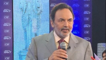 "Prannoy Roy. (Photo Courtesy: Twitter/<a href=""https://twitter.com/prannoyroyndtv?lang=en"">@PrannoyRoyNDTV</a>)"