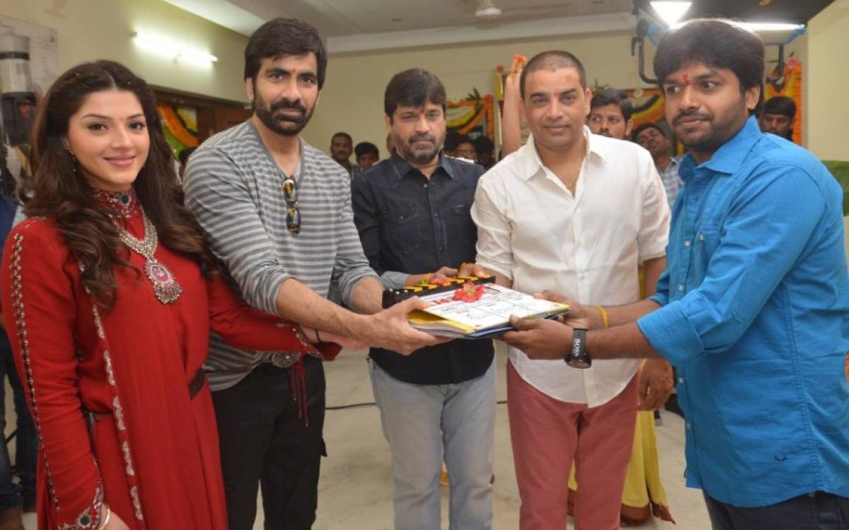 Telugu Star Ravi Teja Does Not Attend Brother Bharath's