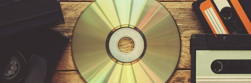 So Are You Mourning the Death of the Compact Disc? - The Quint