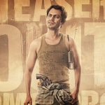 Nawazuddin Siddiqui in and as as <i>Babumoshai Bandookbaaz</i>.