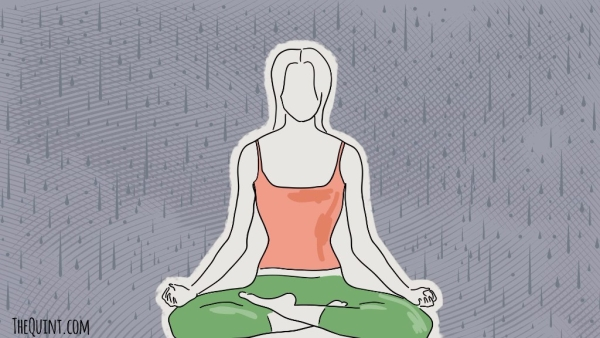 Yoga has been known to help fight the symptoms of depression.