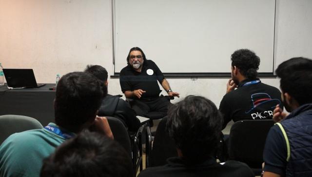 PKSBE was founded by ad guru Prahlad Kakar, the brain behind Genesis Films (Photo: PKSBE)