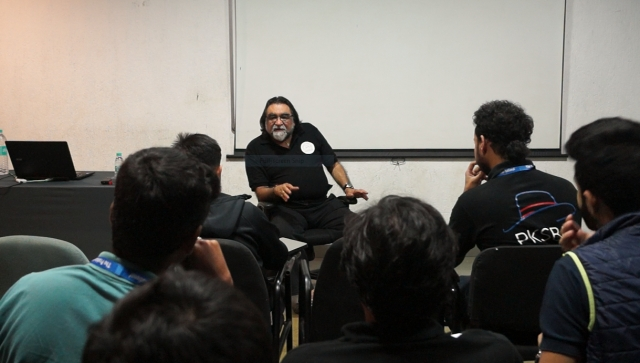PKSBE was founded by ad guru Prahlad Kakar, the brain behind Genesis Films (Photo: PKSBE)