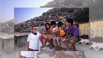 "Rakeysh Omprakash Mehra shoots for <i>Mere Pyare Prime Minister</i>. (Photo courtesy: <a href=""https://twitter.com/search?f=images&vertical=default&q=mere%20pyare%20prime%20minister&src=typd"">Twitter/ siddha9</a>)"