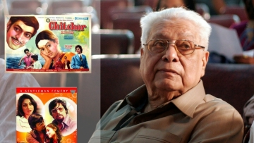 Basu Chatterji the man behind some memorable middle of the road films that reflected the Indian middle class.