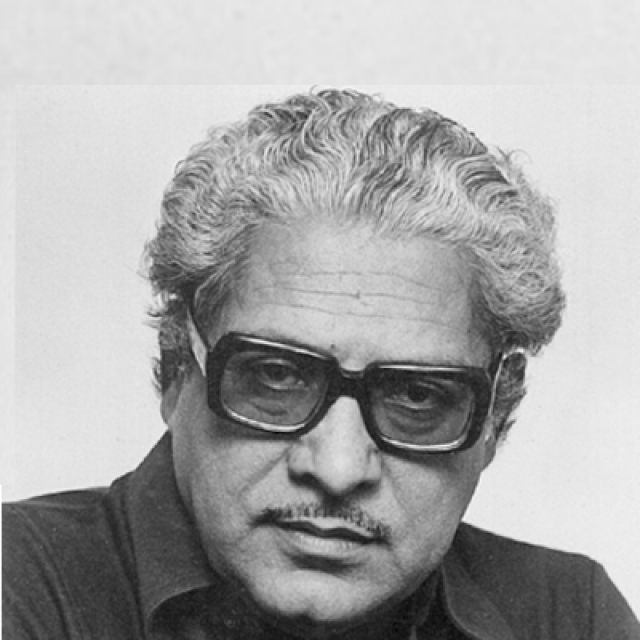 Basu Chatterji was an illustrator and cartoonist with <i>Blitz.</i>