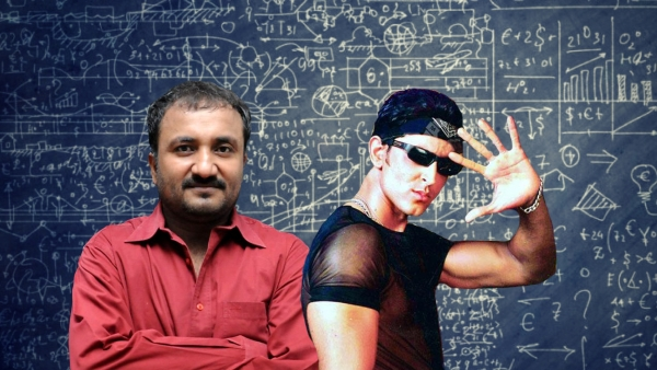 Mathematician Anand Kumar is happy that Hrithik Roshan will be playing him in Vikas Bahl's next.
