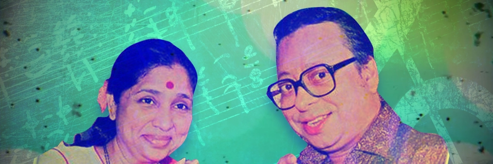 A Rare Classic: Heart to Heart With RD Burman & Asha Bhosle