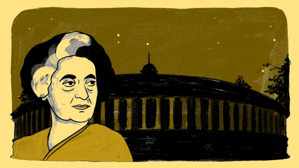 Indira Gandhi won the 1971 elections on the promise of 'Garibi Hatao' promise. But soon, everything changed.