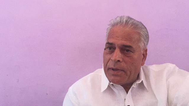 Congress' Palwal MLA Karan Singh Dalal.