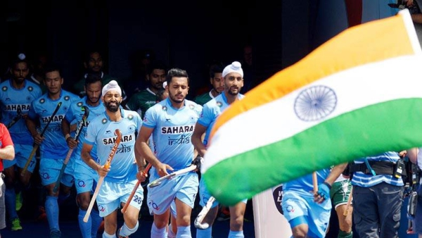 Indian men's hockey team play Pakistan 7-1 in the bronze medal match of the Asian Games on Saturday.