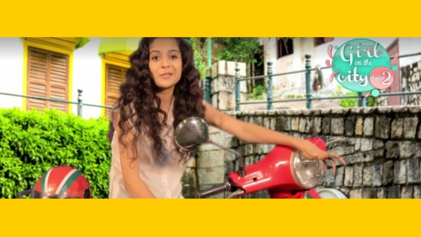 "Meera rightly calls her scooter her ""ride to her dreams."" (Photo: Girl In The City)"