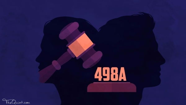 The conviction rate of Section 498-A cases is among the lowest of all IPC crimes.